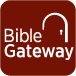 Apple icon for the Bible Gateway